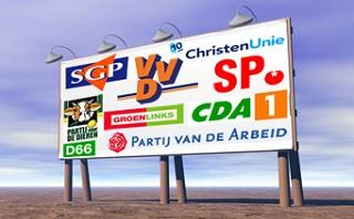 Politieke partijen nog niet concreet over organisatie zorg transities